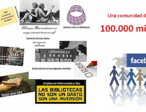 Grupos de Facebook dedicados a Información y Documetnación de la Biblioteca de Traducción de la Universidad de Salamanca