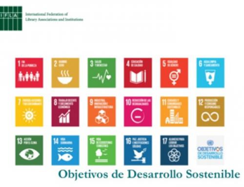 """Jornada """"Las bibliotecas como aliadas en la consecución de los objetivos de  desarrollo sostenible y la Agenda 2030"""""""