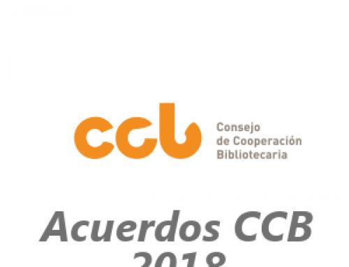 El CCB presenta los Acuerdos y anuncios de la reunión del Pleno del CCB celebrado en febrero en Valencia
